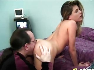 Edpowers - Perverted Kali Analled In Big Dick Audtion