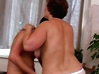 Bubble Butt Retro Lady Excites From Frigging And Cuni