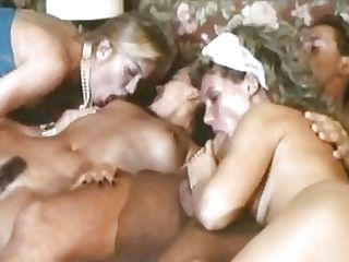 Moana Pozzi And Rocco Siffredi Rectal Orgy - Assfuck Starlets (1991)