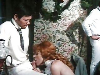Arousing Ginger Retro Adult Movie Star Josephina Mutzenbacher In Xxx Orgy Scenes