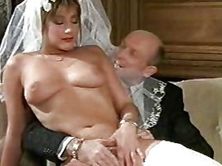 Hot Bride German Retro Old-school Film - 1989 Year