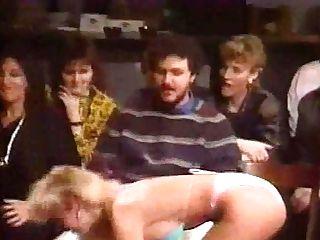 Foxy Food Fight -- Bert Rhine 1987