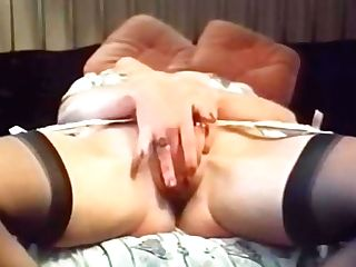 Horny Ass-fuck Retro Clip With Jamie Mclane And Jim Chocolate-colored