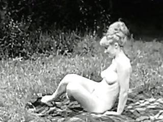 Antique - Sexy Susan